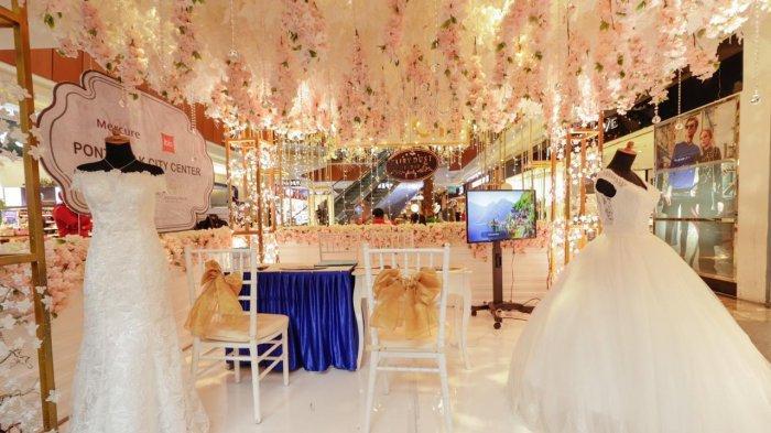 Mercure-Ibis Tawarkan Cashback hingga Rp 15 Juta di Wedding Expo Ayani Megamal