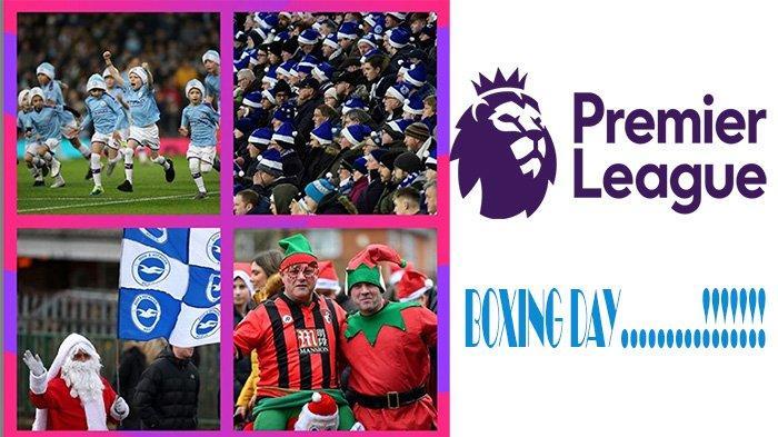 BOXING DAY Liga Inggris Setiap Natal, Sejarah dan Perkembangannya Saat Ini | Jadwal Boxing Day 2019