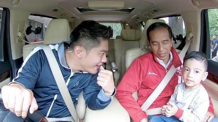 Presiden Jokowi Menanti Kelahiran Cucu ke Tiga, Siapkan Nama Perempuan untuk Adik Jan Ethes