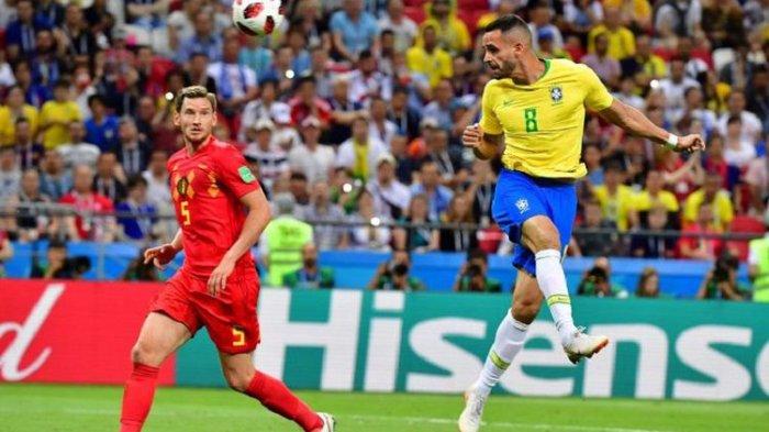 Sukses Taklukkan Brasil, Pelatih Belgia Beberkan Rahasianya