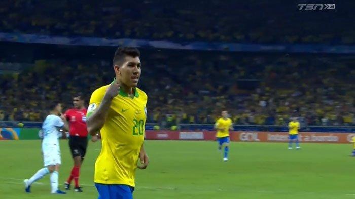Brazil Lolos Final Copa America 2019 (Menang 2-0) | Kutukan Buat Lionel Messi Belum Berakhir