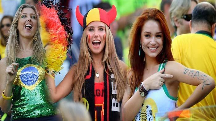 LIVE Babak II Brazil Vs Belgia di TransTV, Babak I Brazil Kalah! Live Streaming dengan Cara Ini