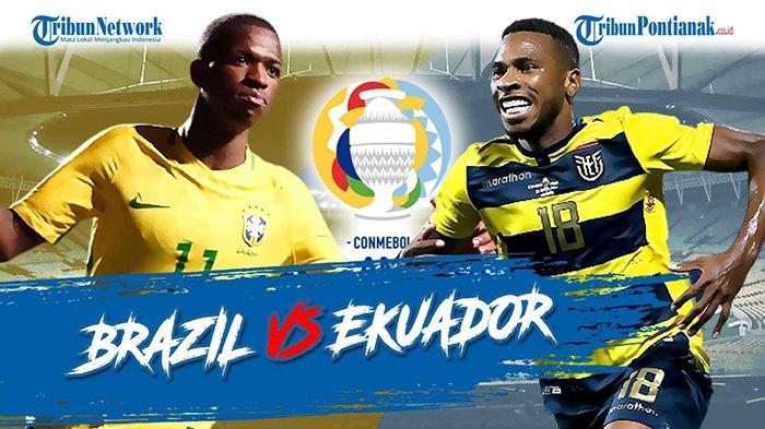 UPDATE Tim yang Lolos ke Babak 8 Besar Copa America 2021 Daftar Negara Masuk Perempat Final Hari Ini