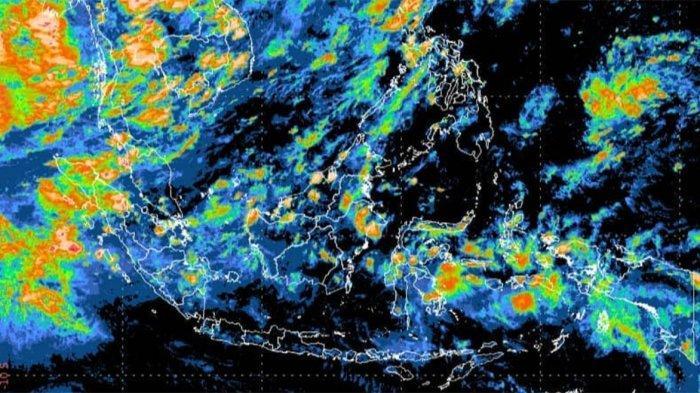 Peringatan Dini Cuaca Ekstrem Hari Ini, Jumat 10 Januari 2020, Kalbar Waspada Siklon Tropis