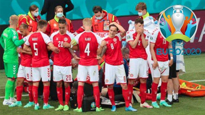BREAKING NEWS - CHRISTIAN ERIKSEN Tumbang Tiba-tiba saat Denmark Vs Finlandia   RCTI Live EURO 2021