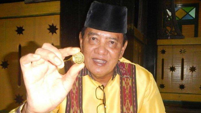 BREAKING NEWS : Innalillahi wa Innailaihi Rojiun, Mantan Bupati Ketapang Morkes Effendi Tutup Usia