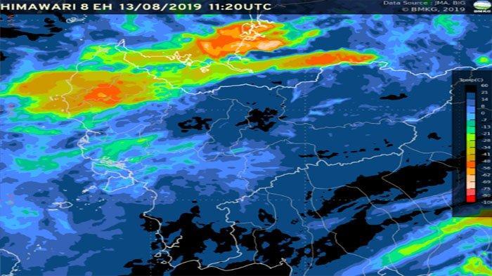 BREAKING NEWS: Peringatan Dini Cuaca Kalbar | Berpotensi Hujan, Petir dan Angin Kencang