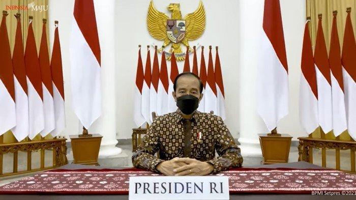 PPKM Darurat Berakhir 25 Juli 2021 Jika Trend Kasus Menurun, Simak Pidato Lengkap Jokowi