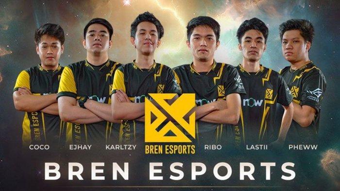 Bren Esports Juara Piala Dunia Mobile Legends M2 World Championship 2021