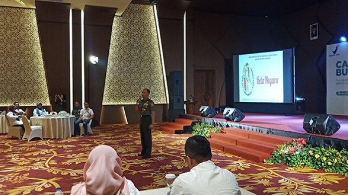 Brigjen TNI Binarko Sampaikan Cinta Bela Negara di Acara BBPOM