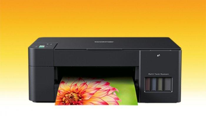 Brother Ink Tank DCP-T220 dan DCP-T420W, Printer Hemat dan Cocok untuk di Rumah