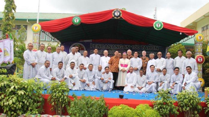 Bermula dari Desa Huijbergen di Belanda, Bruder MTB Sudah 100 Tahun Berkarya Pendidikan di Indonesia