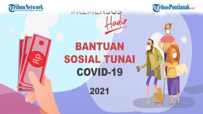 DAFTAR BANSOS CAIR Bulan September 2021,Cek Penerima BST, PKH, BSU Karyawan serta Pencairan UMKM