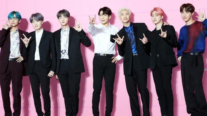 BTS Kembali Menjadi Duta Besar Resmi Seoul 3 Tahun Berturut-turut, Member Promosikan Tema Berbeda