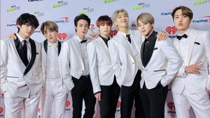 BTS Raih Daesang di Golden Disc Awards, Jimin Ungkap Terima Kasih ke ARMY