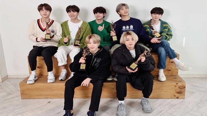 Daftar Pemenang Seoul Music Award 2021 , BTS Panen Penghargaan Termasuk Daesang ! TXT & Stray Kids ?
