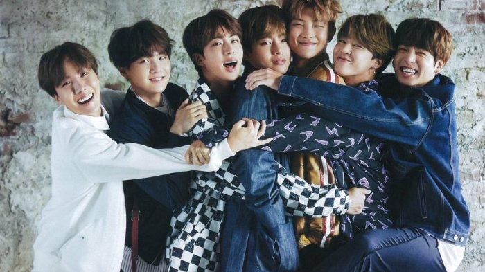 Selamat! BTS Jadi Grup K-Pop Pertama yang Masuk Top 200 Artists dan 200 Album Billboard Akhir Tahun