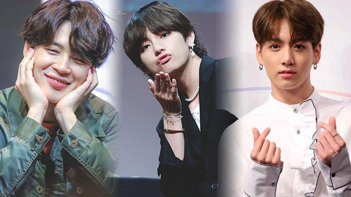 BTS Sapu Bersih 3 Teratas Member Boyband K-Pop Terpopuler Agustus 2019, Jimin Betah di Puncak