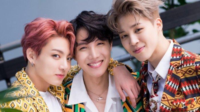 BTS Tiba dari Finlandia, Fashion Bandara Jimin Hingga Perlakuan Jungkook Jadi Sorotan, Idenya J-Hope