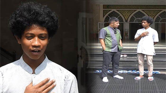 Irfan Hakim Syok saat Tahu Anak yang Suka Bereskan Sendal di Masjid adalah Keluarga Pengusaha