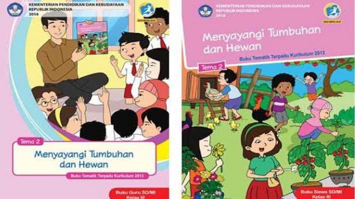 Kunci Jawaban Tema 2 Kelas 3 Halaman 192 193 194 195 196 199 Buku Tematik Kurikulum 2013 Revisi 2018