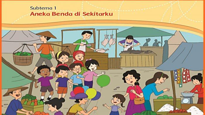 Kunci Jawaban Tema 3 Kelas 3 Halaman 42 43 44 45 46 48 Buku Tematik Sd Subtema 1 Benda Di Sekitarku Tribun Pontianak