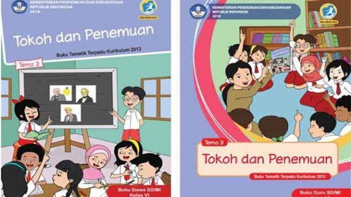 Kunci Jawaban Tema 3 Kelas 6 Halaman 62 63 64 65 66 67 68 69 Buku Tematik Sd Tokoh Dan Penemuan Tribun Pontianak