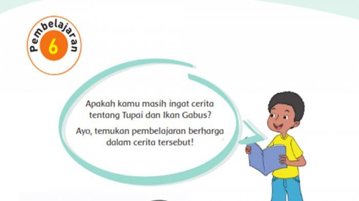 Kunci Jawaban Tema 4 Kelas 4 Halaman 132 133 134 135 136 137 Tematik Sd Subtema 3 Pembelajaran 6 Tribun Pontianak