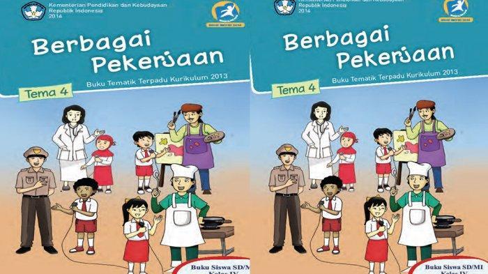 Kunci Jawaban Tema 4 Kelas 4 Halaman 13 14 15 16 17 18 19 20 Buku Tematik Subtema 1 Pembelajaran 2 Tribun Pontianak
