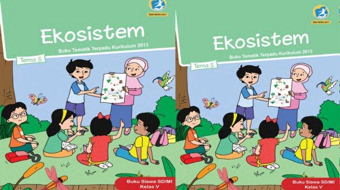 Kunci Jawaban Tema 5 Kelas 5 Halaman 48 49 50 51 52 Buku Tema Subtema 1 Komponen Ekosistem Tribun Pontianak