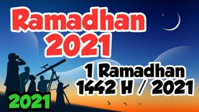 Bulan Ramadhan 1442 H Jatuh Tanggal 13 April 2021 Cek ...