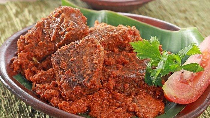 BUMBU Rendang Daging Sapi 1 Kg, Resep Rendang Daging Sapi Enak dan Empuk