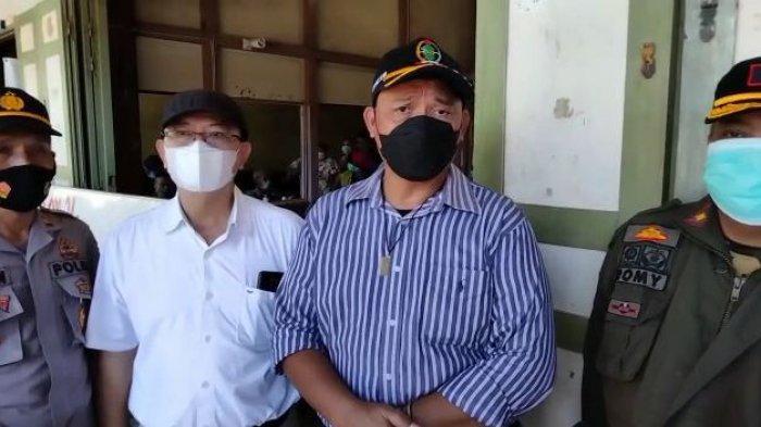 Bupati Darwis Harap Masyarakat Terapkan Prokes, Terutama Selalu Pakar Masker