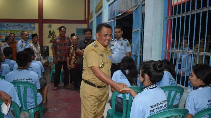 Gidot Ajak Warga Binaan Lapas Kelas IIB Bersama Jaga Bengkayang