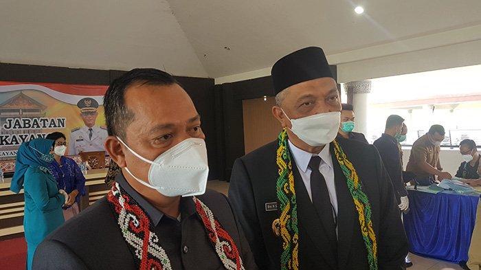 Bupati Sebastianus Darwis Siap Kawal Penanganan Karhutla di Kabupaten Bengkayang