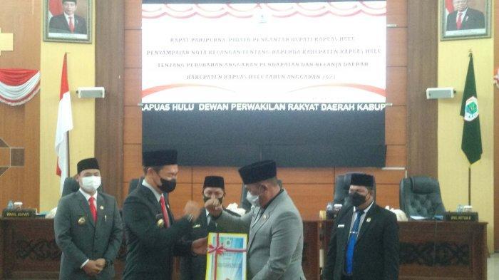 DPRD dan Pemda Kapuas Hulu Bahas APBD Perubahan 2021