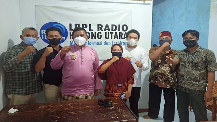 LPPL Radio Kayong Utara Komitmen Terus Tingkatkan Konten-konten Lokal