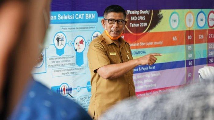 Bupati Citra Harap Banyak Pelajar Lulus Beasiswa Sekolah Ikatan Dinas