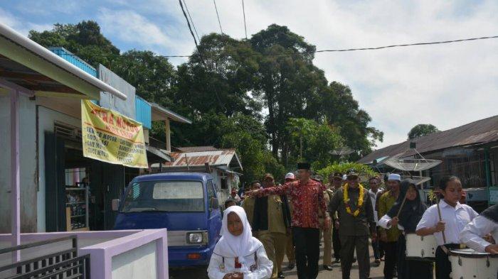 Pemkab Kubu Raya Komit Tingkatkan Pembangunan Infrastruktur