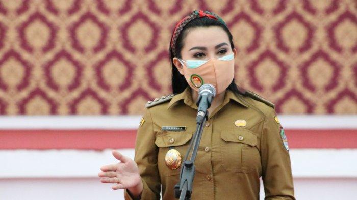 UPDATE Profil Karolin Margret Natasa Bupati Landak yang Juga Mantan Anggota DPR RI Periode 2009-2014