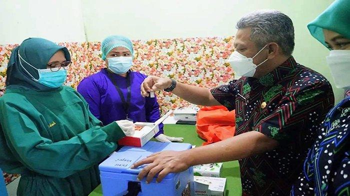 Bupati Muda Gaungkan Suntik Kebal Covid-19, 136.747 Orang di Kubu Raya Sudah Terima Vaksin