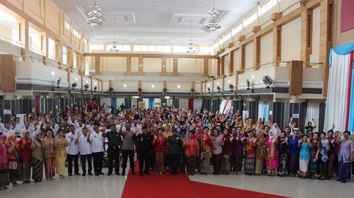 Peringatan Hari Ibu Kabupaten Sanggau, Dukung Terwujudnya Kesetaraan Perempuan Berdaya