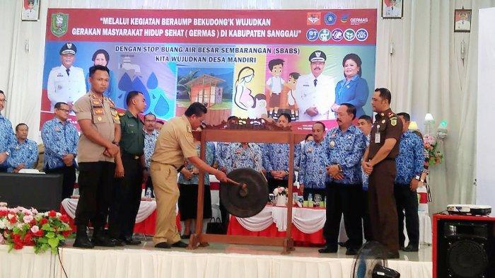 Bupati Paolus Hadi: Beraump Bekudongk Jadi Tradisi Pemkab Sanggau dalam Sepakati Program Strategis