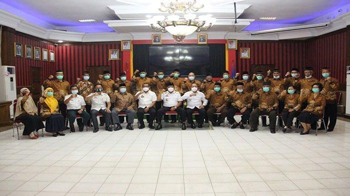 Lantik Pengurus Cabang PWRI Kabupaten Sanggau, Ini Pesan Bupati Sanggau