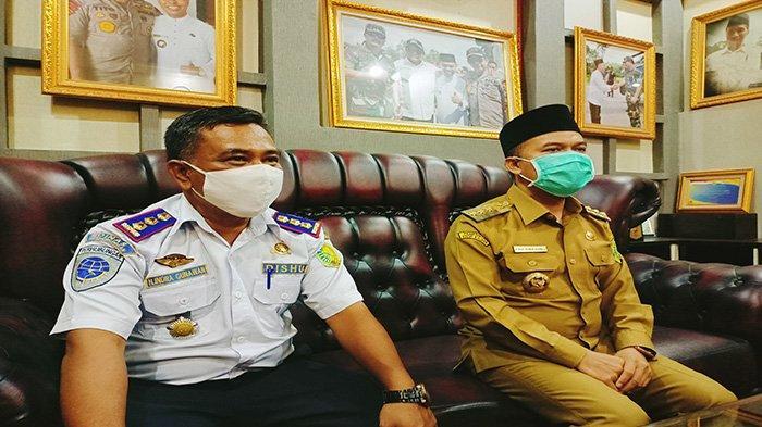 Bupati Harap Agar ASDP Bisa Segera Evakuasi KMP Bili dari Lokasi Kecelakaan