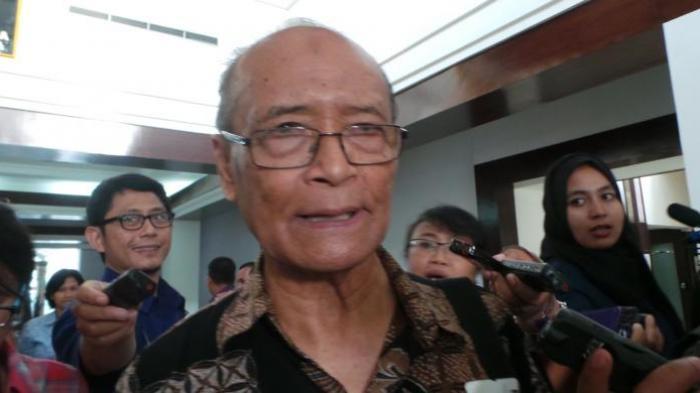 Haedar Nashir Soal Buya Syafii, Tak Menarik Muhammadiyah ke Politik Praktis, Dikritik Tak Marah