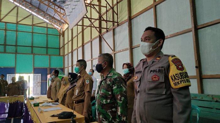 Hadiri Musrembang Kecamatan Putussibau Selatan, Berikut Ajakan Kapolsek Cahya Purnawan