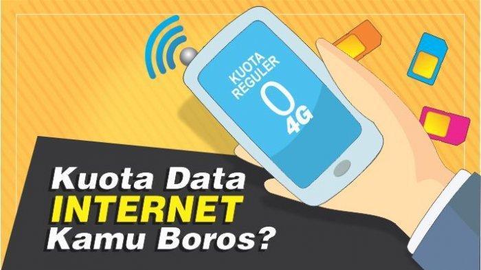 Penyebab Kuota Internet Cepat Habis dan Cara Hemat Paket Data Biar Tak Boros