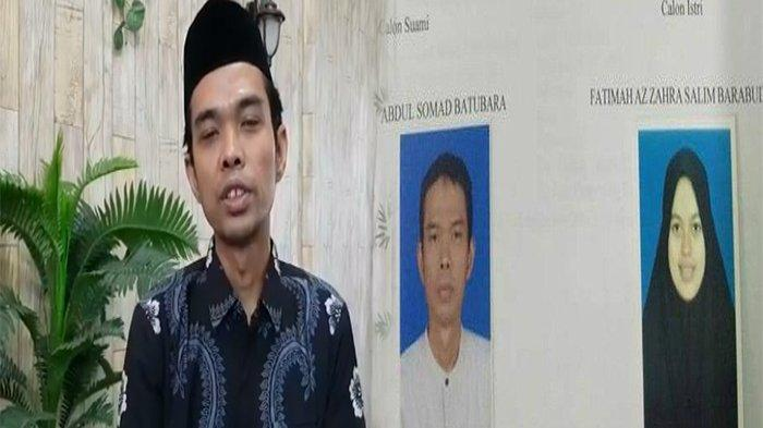 CALON Istri Ustadz Abdul Somad, Mengenal Lebih Dekat Fatimah Azzahra Salim Barabud