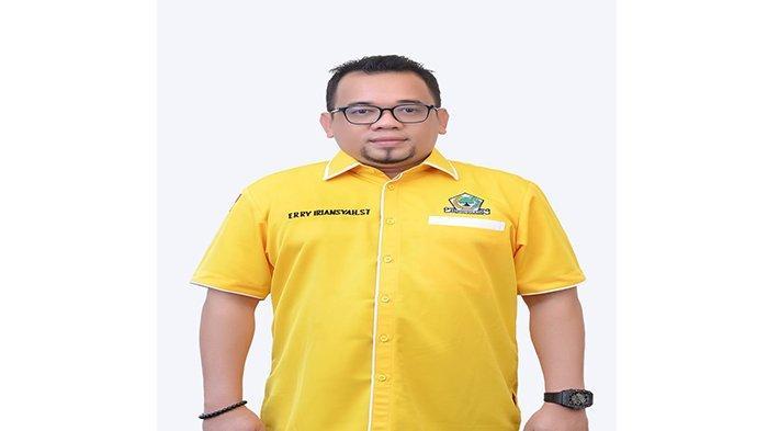 Jadi Kandidat Calon Ketua DPD Golkar Kubu Raya, Erry : Saya Ingin Membesarkan Golkar